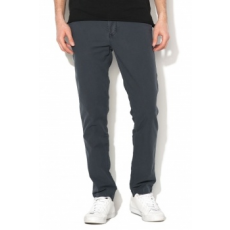 Pepe Jeans London , Harrison slim fit chino nadrág, Szénszürke, W31-L32 (PM210897-595-W31-L32)
