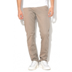 Pepe Jeans London , Sloane regular fit chino nadrág, Halvány tópbarna, W30-L34 (PM210564C34-772-W30-L34)