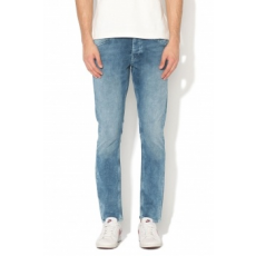 Pepe Jeans London , Track regular fit farmernadrág, Világoskék, W36-L32 (PM201100GC6-000-W36-L32)
