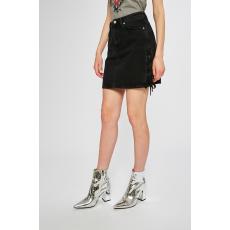 Pepe Jeans - Szoknya Rachel - fekete - 1312560-fekete