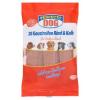 PERFECTO DOG húslapok marhahússal kiegészítő eledel kutyák részére 200 g