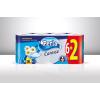 Perla Toalett papír PERLA CARESSE CHAMOMILLE 6+2 tekercs, 3 rétegű,