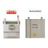 Perogáz Peró Gáz T17 R22 Fali mérőállomás réz 22, normál burkolattal, G4