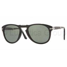 Persol PO0714 95/58 BLACK CRYSTAL GREEN POLARIZED napszemüveg