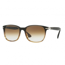 Persol PO3164S 102651 BLACK GRADIENT STRIPPED BROWN napszemüveg