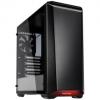 Phanteks Eclipse P400S Midi-Tower, edzett üveg - fekete/fehér hangszigetelt /PH-EC416PSTG_BW/