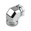 PHANTEKS merev cső adapter 2x12mm 90 fokos - króm /PH-A90_CR_12/