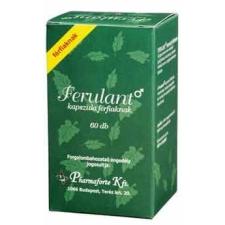 Pharmaforte Kft. Pharmaforte Ferulant kapszula férfiaknak 60db táplálékkiegészítő