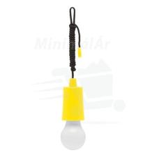 Phenom Húzókapcsolós LED lámpa sárga izzó