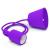 Phenom Szilikon függőlámpa lila 43999PR