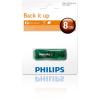 Philips 8GB 2.0 USB Drive (FM08FD35B/00)