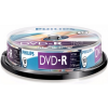 Philips DVD-R 16x 10db hengeres