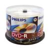 Philips DVD-R Philips írható 16x hengeres (50 db) 4,7GB