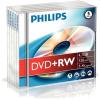 Philips DVD+RW47 4x újraírható DVD