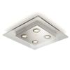 PHILIPS InStyle 40925/60/16 Matrix LED-es mennyezeti lámpa alumínium 4x4.5W