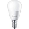 """Philips LED izzó, E14, csillár, 5,5W, 520lm, 230V, 4000K, P45,  """"CorePro"""""""