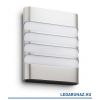 Philips Raccoon kültéri falra szerelhető LED lámpa, inox, 1 x 3W, 270 lm, 2700K melegfehér - 172734716