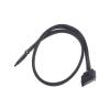 Phobya SATA belső 60cm-es hosszabbító - fekete