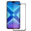 Picasee 3D üvegfólia kerettel az alábbi mobiltelefonokra Honor 9X Lite - fekete
