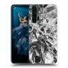 Picasee Fekete szilikon tok az alábbi mobiltelefonokra Honor 20 Pro - Chrome