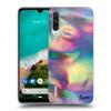 Picasee Fekete szilikon tok az alábbi mobiltelefonokra Xiaomi Mi A3 - Holo
