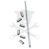 Pichler Tools Pichler porlasztó hegy-furat vakdugó 08 mm készlet (60390080)