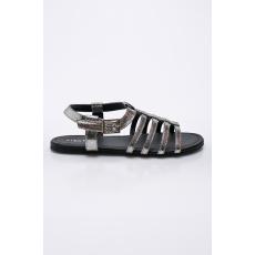 Pieces - Szandál - ezüst - 1233804-ezüst