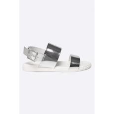 Pieces - Szandál - ezüst - 878083-ezüst