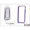 Pierre Cardin Apple iPhone 5 védőkeret - Bumper - lila