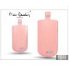 Pierre Cardin Slim univerzális tok - Samsung i9190 Galaxy S4 Mini/Sony Xperia M - Pink - 24. méret