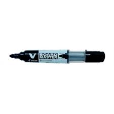 """Pilot Táblamarker, 2,3 mm, kúpos, PILOT """"V-Board Master"""", fekete filctoll, marker"""