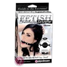 Pipedream - Fetish Fantasy Extreme Fetish Fantasy Extreme Silicone Breathable Ball Gag - Small szájpecek