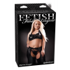 Pipedream - Fetish Fantasy Lingerie Ride em Cowgirl Queen Size