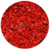 Piros akvárium aljzatkavics (0.5-1 mm) 0.75 kg