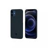 Pitaka tok Black/Blue Twill (KI1208M) Apple iPhone 12 készülékhez