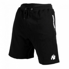 PITTSBURGH SWEAT SHORT (BLACK) [XXXXL]