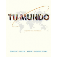 Pk Tu Mundo Updated Edition with Connect Access Card – Magdalena Andrade,Jeanne Egasse,Mar Cabrera-Puche idegen nyelvű könyv