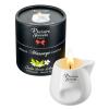 Plaisirs Secrets White Tea - masszázsgyertya (80ml)
