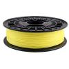 PLASTY MLADEČ 1.75mm PETG 1kg transparentní žlutá