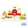 Play-Doh : kemencés pizza sütő gyurmaszett