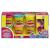Play-Doh Play-Doh: 6 darabos csillogó gyurma szett kiszúróval