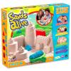 Play Visions Sands Alive: modellező homok - kastély, 900 g