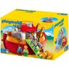 Playmobil 1.2.3 Az én hordozható Noé bárkám - 6765
