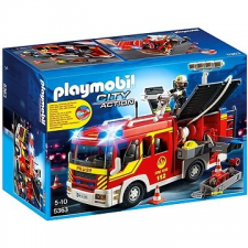 Playmobil ® 5363 Fire Engine with Lights and Sound playmobil