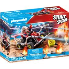 Playmobil 70554 - Tűzoltó gokart playmobil