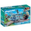 Playmobil 9433 - Dinoszaurusz befogó hajó
