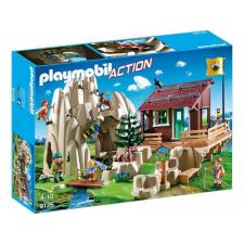 Playmobil Action Hegymászó hegyi kunyhóval 9126 playmobil