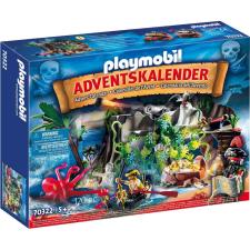 Playmobil Adventi kalendárium Kalózok 70322 playmobil