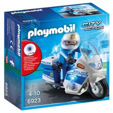 Playmobil City Action Motoros rendőr 6923 playmobil