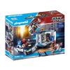 Playmobil City Action Rendőrség autóval és helikopterrel (70326)